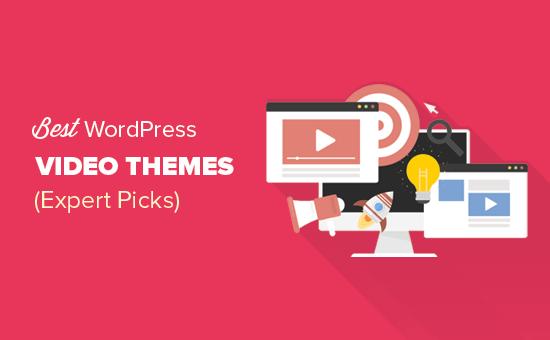 Best WordPress video themes
