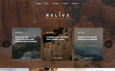 29 Best WordPress Themes for Authors (2017)
