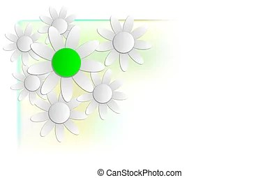 Floral background corner. Hand-drawn floral background... eps vector - Search Clip Art ...