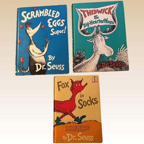 Medium Crop Of Dr Seusss Beginner Book Collection
