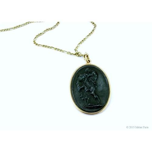 Medium Of Collect Iron Medallions