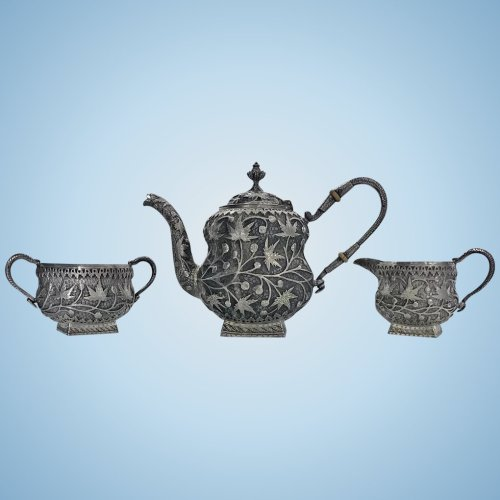 Medium Crop Of Silver Tea Set