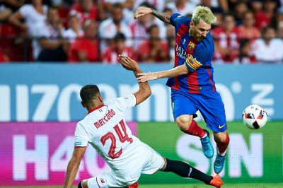 Barcelona vs. Sevilla, 2017 La Liga: Confirmed Lineups, Live Game Thread - Barca Blaugranes