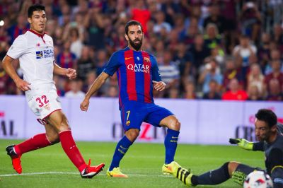 Barcelona vs Sevilla, 2016 Spanish Super Cup: Final Score 3-0 as Barça win Supercopa - Barca ...