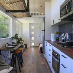 Inspiring Tiny House Kitchens Tiny House Kitchens Make You Rethink Big Kitchens Tiny House Kitchen Images Tiny House Kitchen Design Ideas