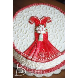 Small Crop Of Bridal Shower Cake
