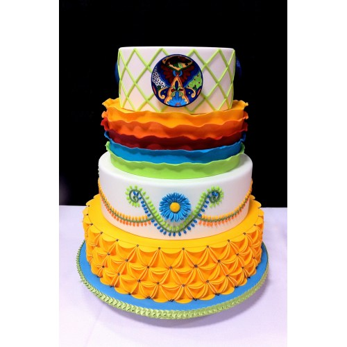 Medium Crop Of Mexican Wedding Cakes