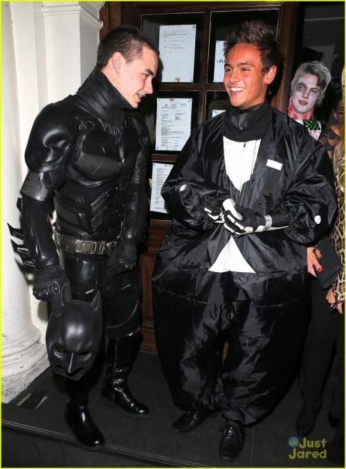 Medium Of Batman Halloween Costume