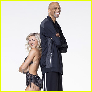 DWTS Champ Lindsay Arnold Talks About The Huge Height Difference     DWTS Champ Lindsay Arnold Talks About The Huge Height Difference Between  Her   Partner Kareem Abdul Jabbar