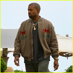 Kanye West Keeps It Casual While Heading to Lunch at Nobu    Kanye     Kanye West Keeps It Casual While Heading to Lunch at Nobu