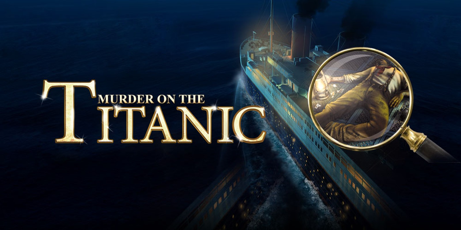 Murder on the Titanic   Nintendo 3DS   Games   Nintendo Murder on the Titanic