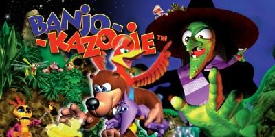 Banjo-Kazooie   Nintendo 64   Games   Nintendo