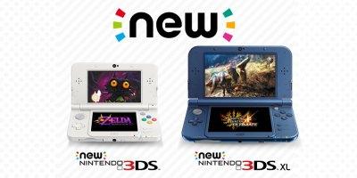 New Nintendo 3DS XL | Nintendo 3DS Family | Nintendo