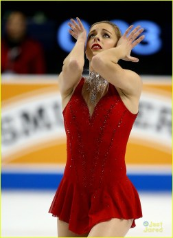ashley wagner gracie gold first second ladies nationals 16
