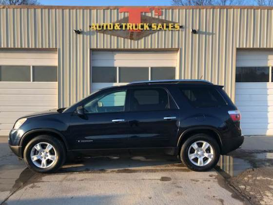 2008 GMC Acadia SLE 1 In Omaha NE   T s Auto   Truck Sales 2008 GMC Acadia for sale at T s Auto   Truck Sales in