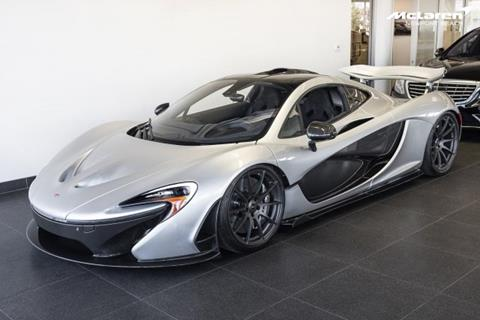 2015 Mclaren P1 For Sale In West Chester Pa Guawa