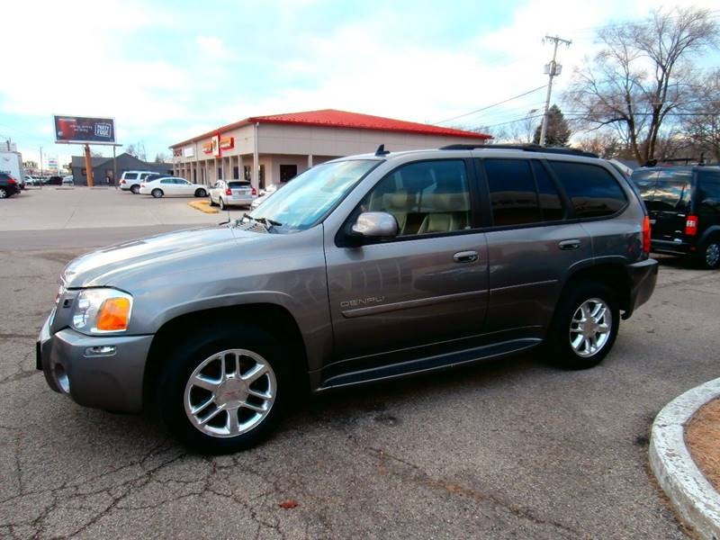 2008 GMC Envoy Denali In Muncie IN   Midstate Auto 2008 GMC Envoy for sale at Midstate Auto in Muncie IN