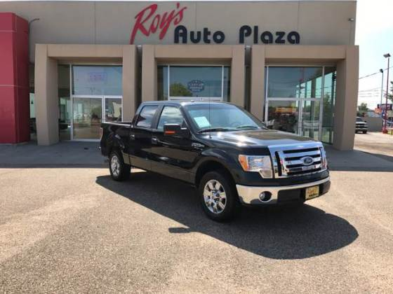 Roy s Auto Plaza   Used Cars   Amarillo TX Dealer 2010 Ford F 150  15 900