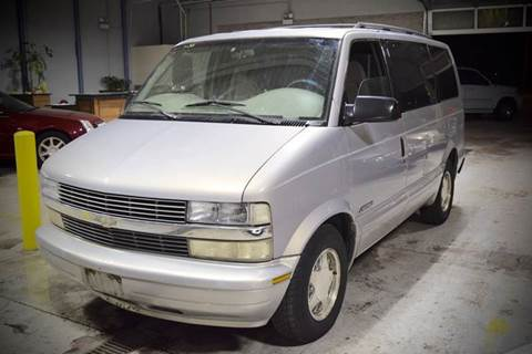 Chevrolet Astro For Sale   Carsforsale com     2000 Chevrolet Astro for sale in Crestwood  IL