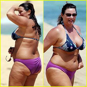 chubby wife hot tub