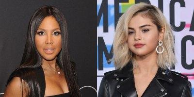 Toni Braxton on Selena Gomez's Lupus Battle: 'I'm So Proud Of Her'   Selena Gomez   Just Jared Jr.