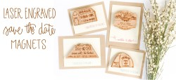 Small Of Save The Dates Magnets