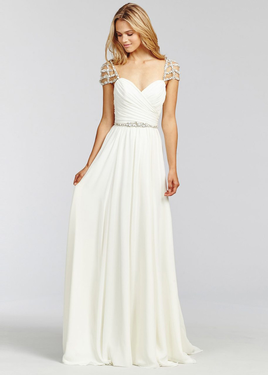 blush by hayley paige dress ginger hayley paige wedding dresses Blush By Hayley Paige Dress Anouk