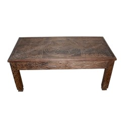 Small Crop Of Moroccan Coffee Table