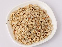 Peanut Chikki Recipe - Best Peanut Brittle with Roasted Groundnuts