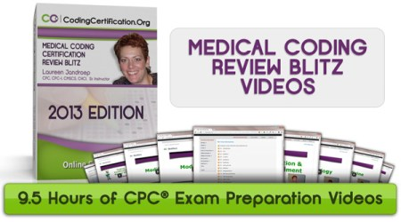 Medical Coding Certification Review Blitz Videos scam