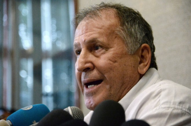 Former Brazilian international Zico has announced his intention to run for the FIFA Presidency