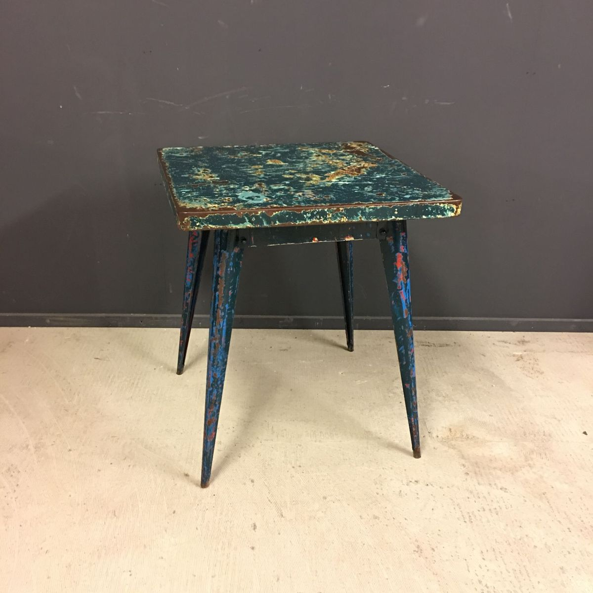 xavier pauchard french industrial dining room furniture. xavier pauchard french industrial dining room furniture bistro table by for tolix 1950s sale at pamono