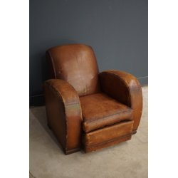 Small Crop Of Leather Club Chairs