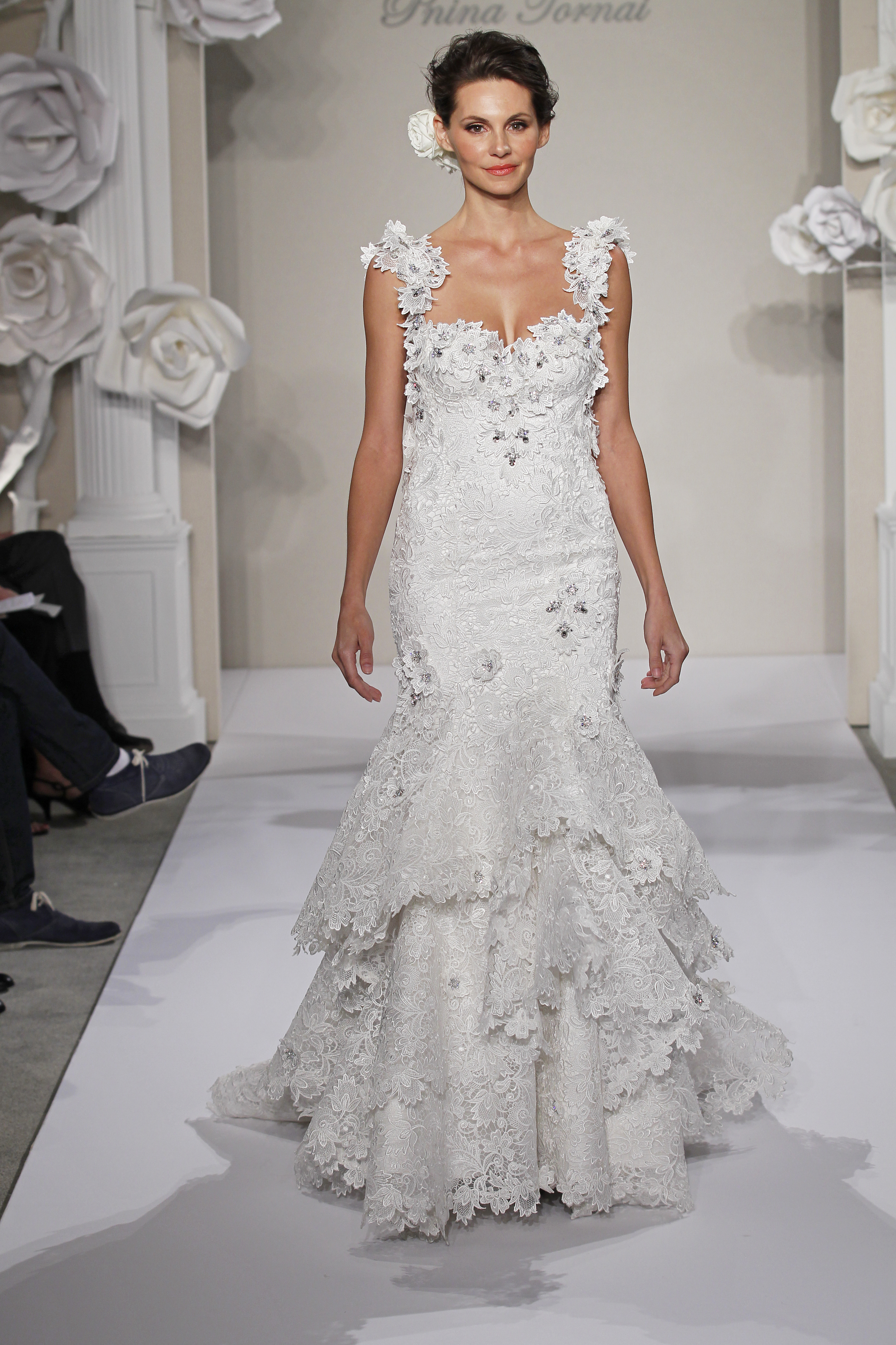 shabby+chic+lace+wedding+dress country chic wedding dresses Wedding Dresses Sweetheart