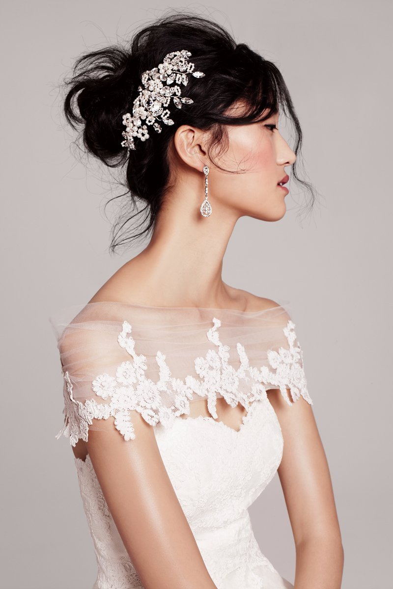 wedding dresses nordstrom chicago wedding dresses nordstrom Fashion Romantic Sweetheart Lace Silk Strapless Anza Tiered