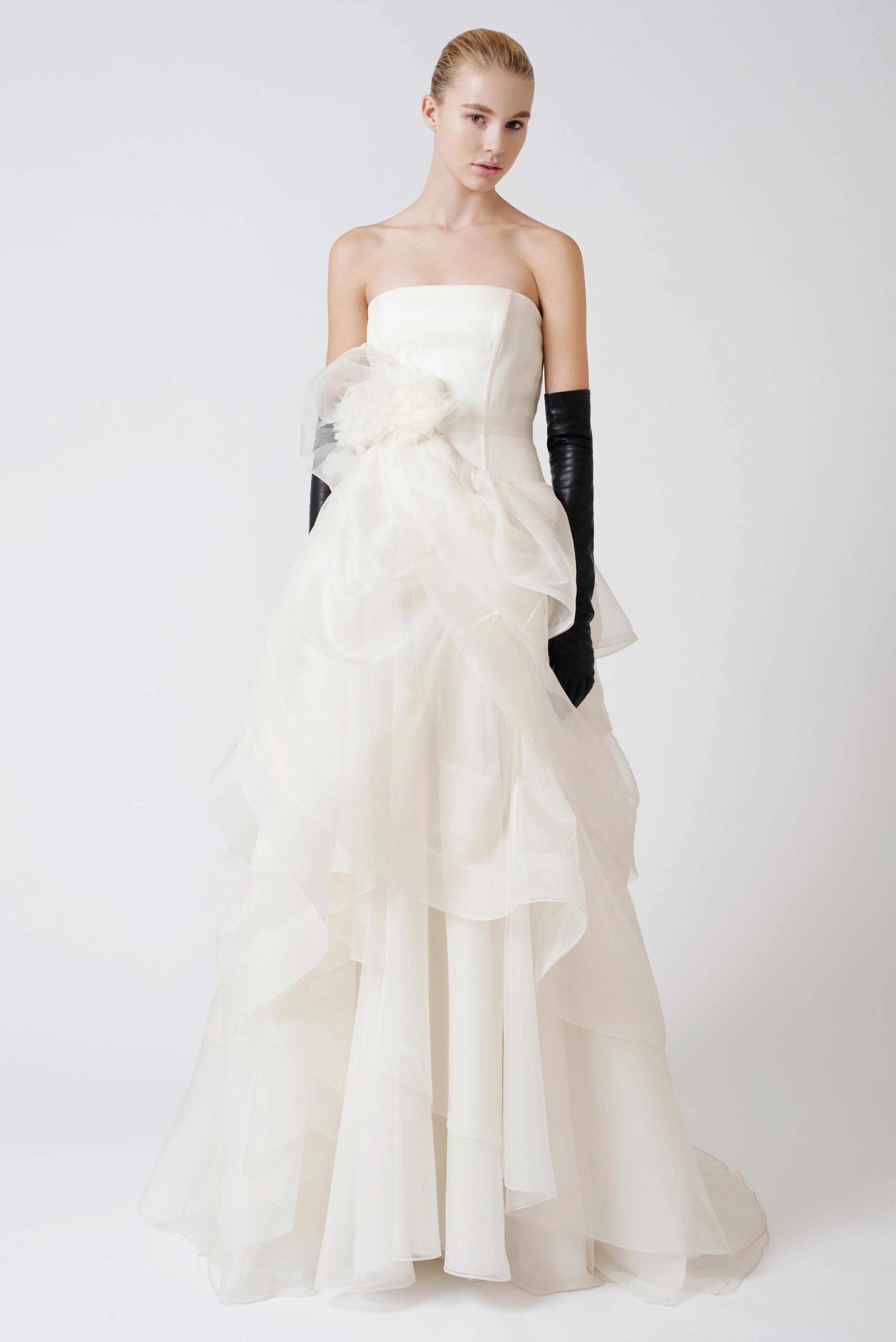 nordstrom wedding dresses san francisco nordstrom wedding dresses Wedding Dresses Ball Gown Fashion Flower Vera Strapless