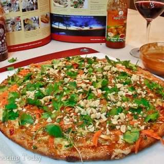 Thai Chicken Pizza--Complete (1 of 1)
