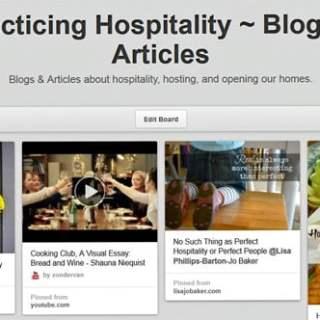 Hospitality Board on Pinterest