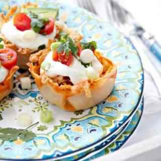 Guest Post Just a Smidgen Spicy Mexican Taco Bites 3