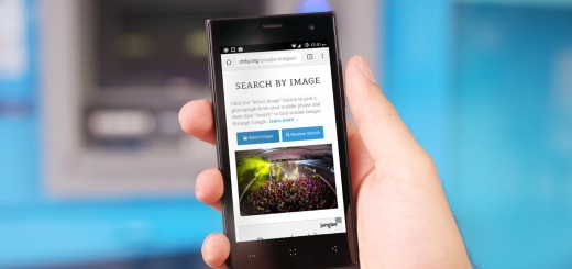 Reverse Image Search on mobile