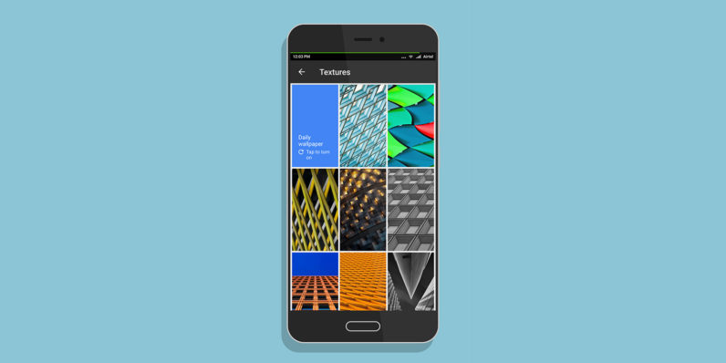 Google's new wallpaper app brings beautiful backgrounds to your Android device