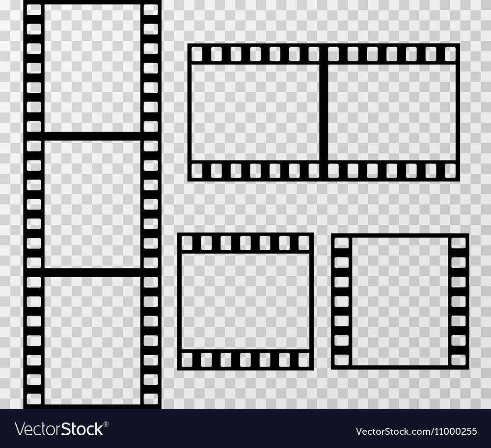 Fullsize Of Film Strip Template