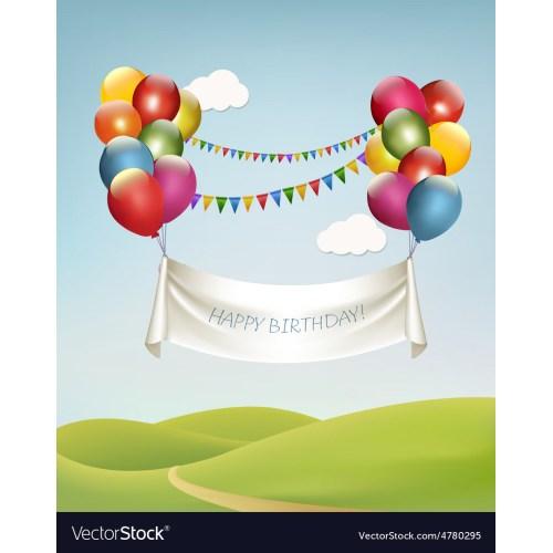 Medium Crop Of Happy Birthday Banners