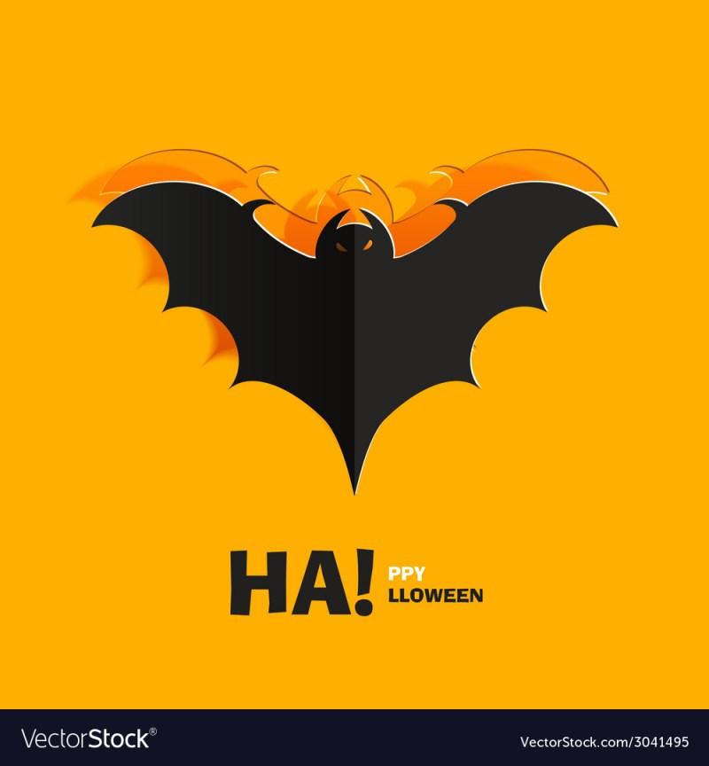 Large Of Bat Cut Out