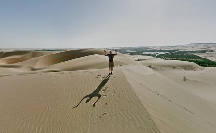 Desert mystery man 2