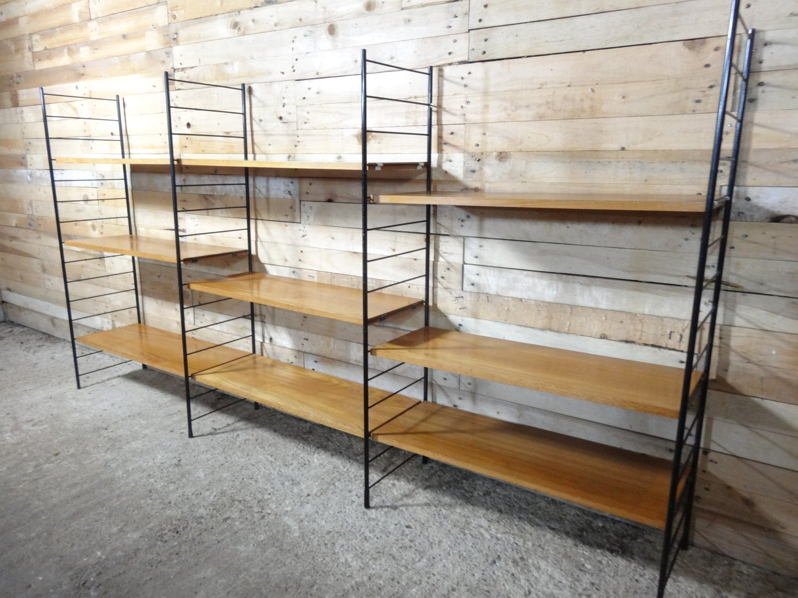 Fullsize Of Modern Metal Wall Shelf