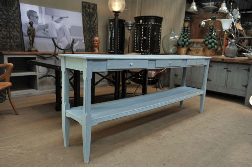 Medium Of Long Console Table