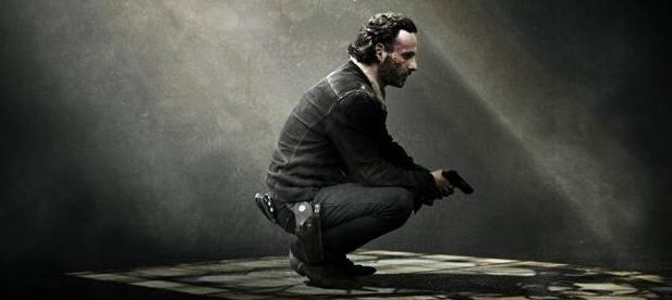Two Videos Reveal the Season 5 Set of The Walking Dead