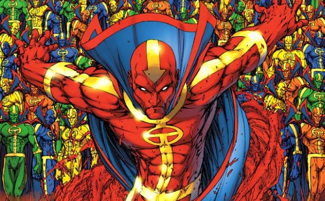 First Look at Red Tornado from Supergirl Revealed!