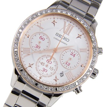 Seiko SRW848P1 Ladies Dress watch
